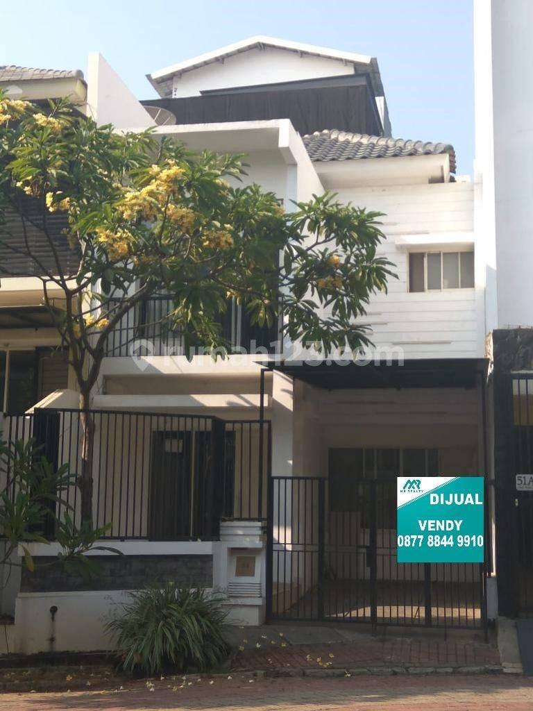 Rumah 6x13 Layar Permai PIK, Pantai Indah Kapuk, Jarang Ada!!!