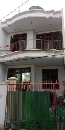 Rumah siap huni Graha Sunter Pratama luas 6x15 90m type 4+1KT Sunter Agung Jakarta Utara