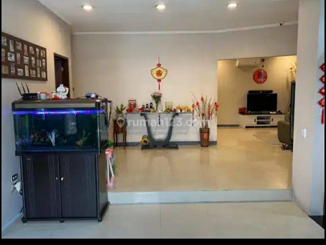 RUMAH DI MUARA KARANG JAKARTA UTARA (KODE: THY-215) HUB: THANTY 08111089928