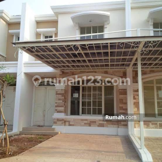 05/05 Rumah Green Lake City Cluster West Europe Ukuran 6x15
