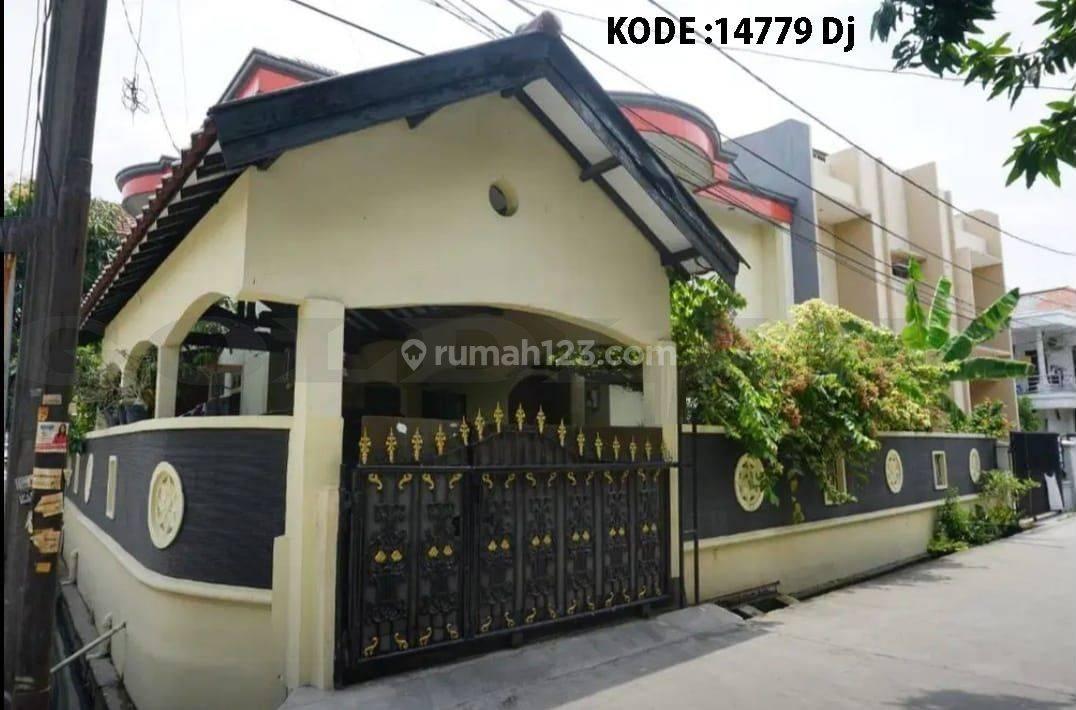 KODE :14779(Dj) Rumah Kelapa Gading, Semi Furnish, Luas 15x14 Meter