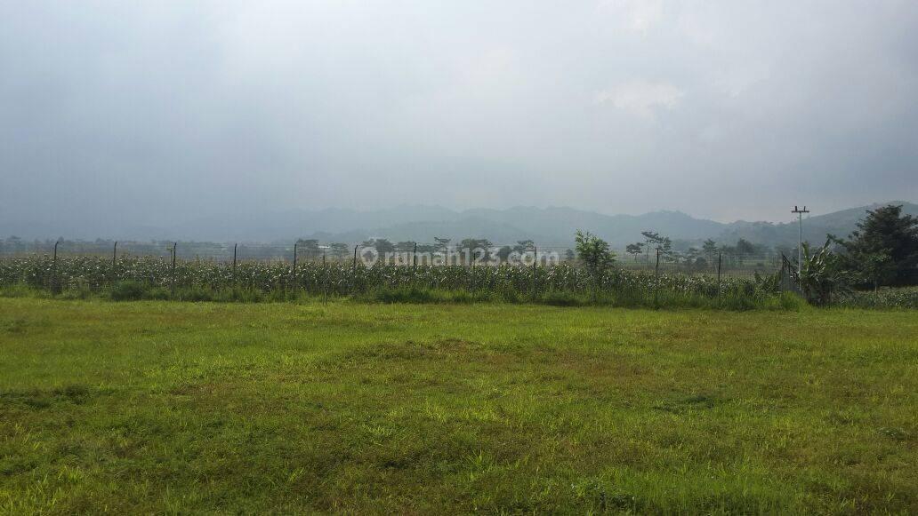 Tanah di Kota Baru Parahyangan Daerah Jalan Teja Sambada