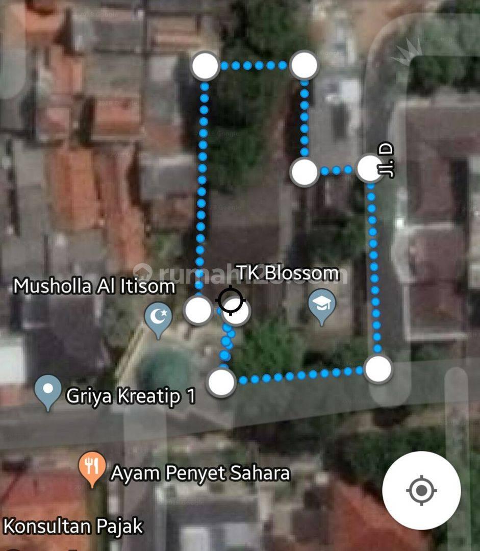 Dijual Tanah, Lokasi di Jalan Besar