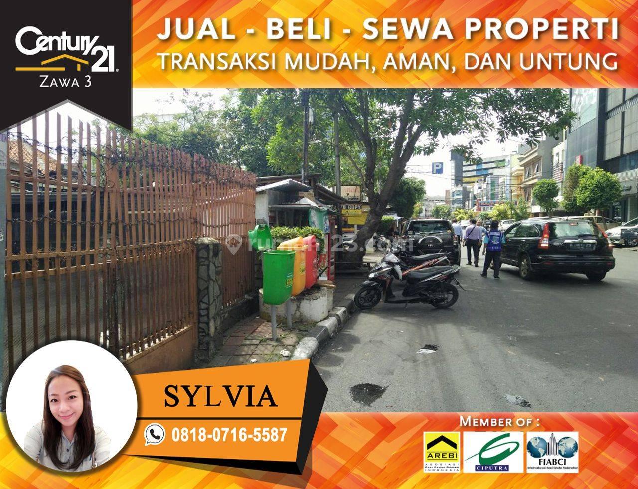 Tanah di Jl. Pintu Air Pasar Baru Jakarta Pusat