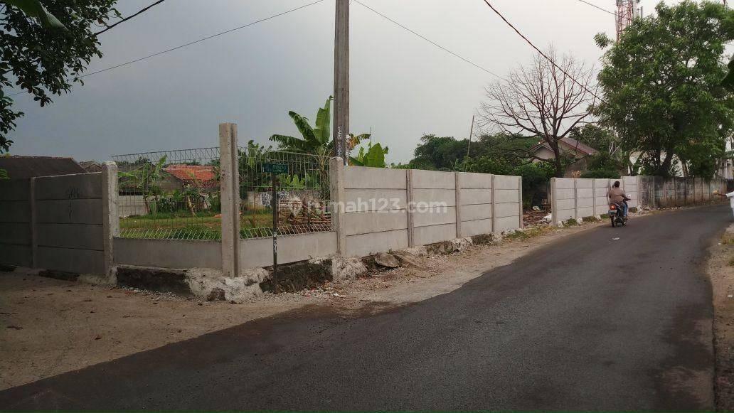 Tanah Landed Pondok Cabe, Jl. Pahlawan