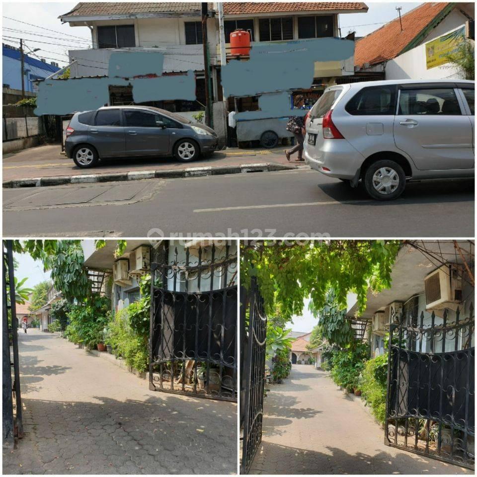 Tanah terluas di Salemba, Jakarta Pusat