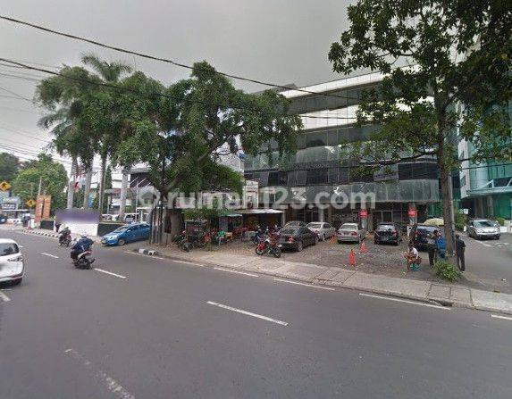 Tanah Bangunan Sangat Strategis Zona Komersil Jl Cikini