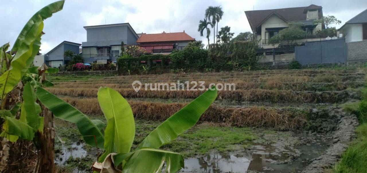 tanah cocok vila dan guest house dekat pantai sanur