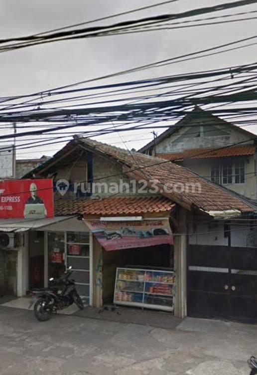 Tanah Pinggir Jalan Raya  Zona Komersil di Pondok Pinang Jakarta Selatan