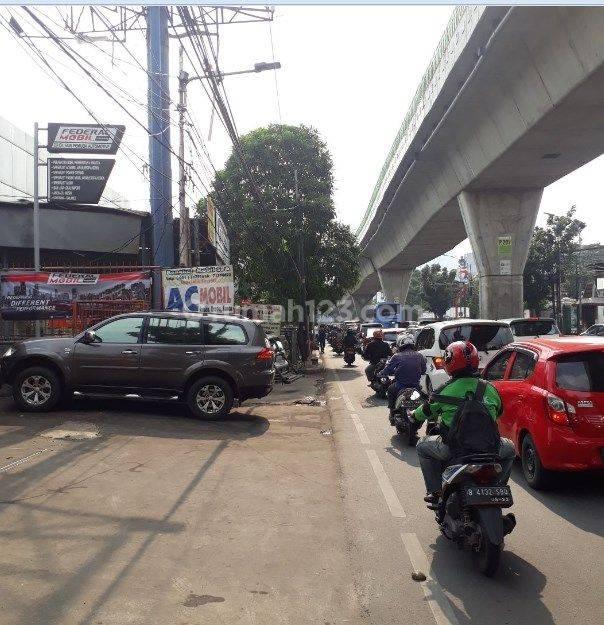 Tanah komersil zona K1 di Mampang prapatan,Jakarta Selatan