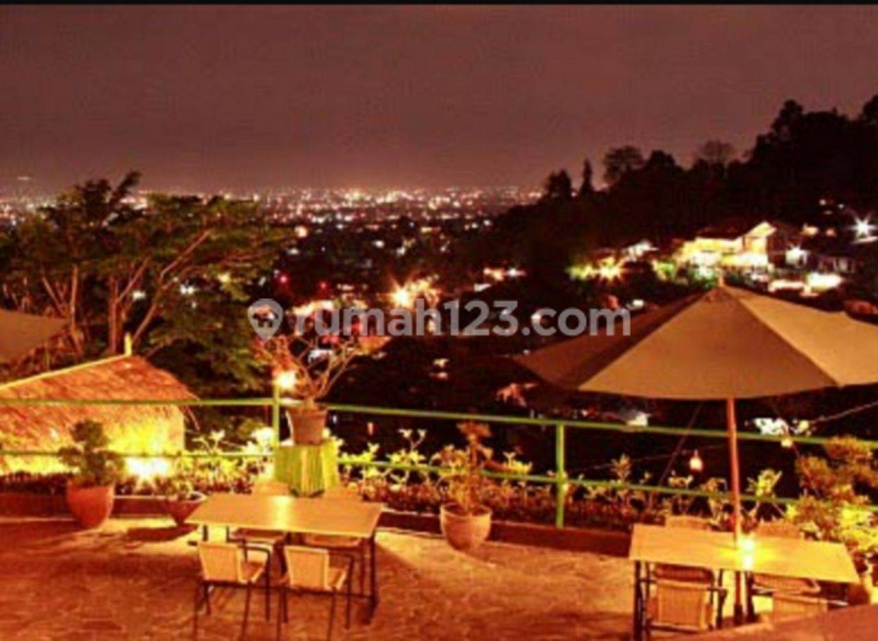 Tanah  Murah view kota Bandung