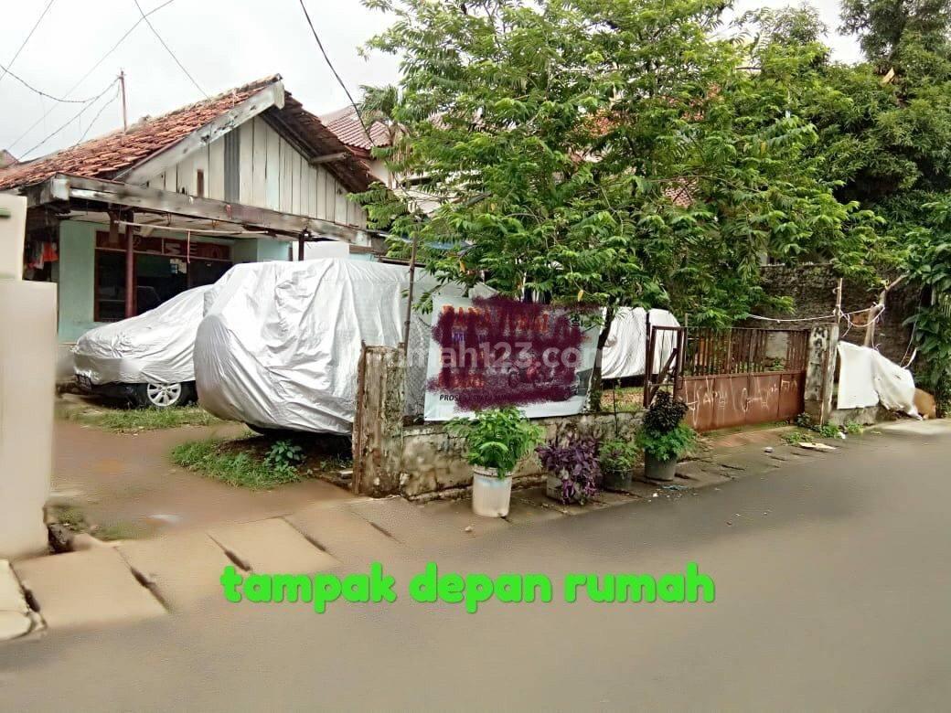 Kavling di belakang apartement Rasuna