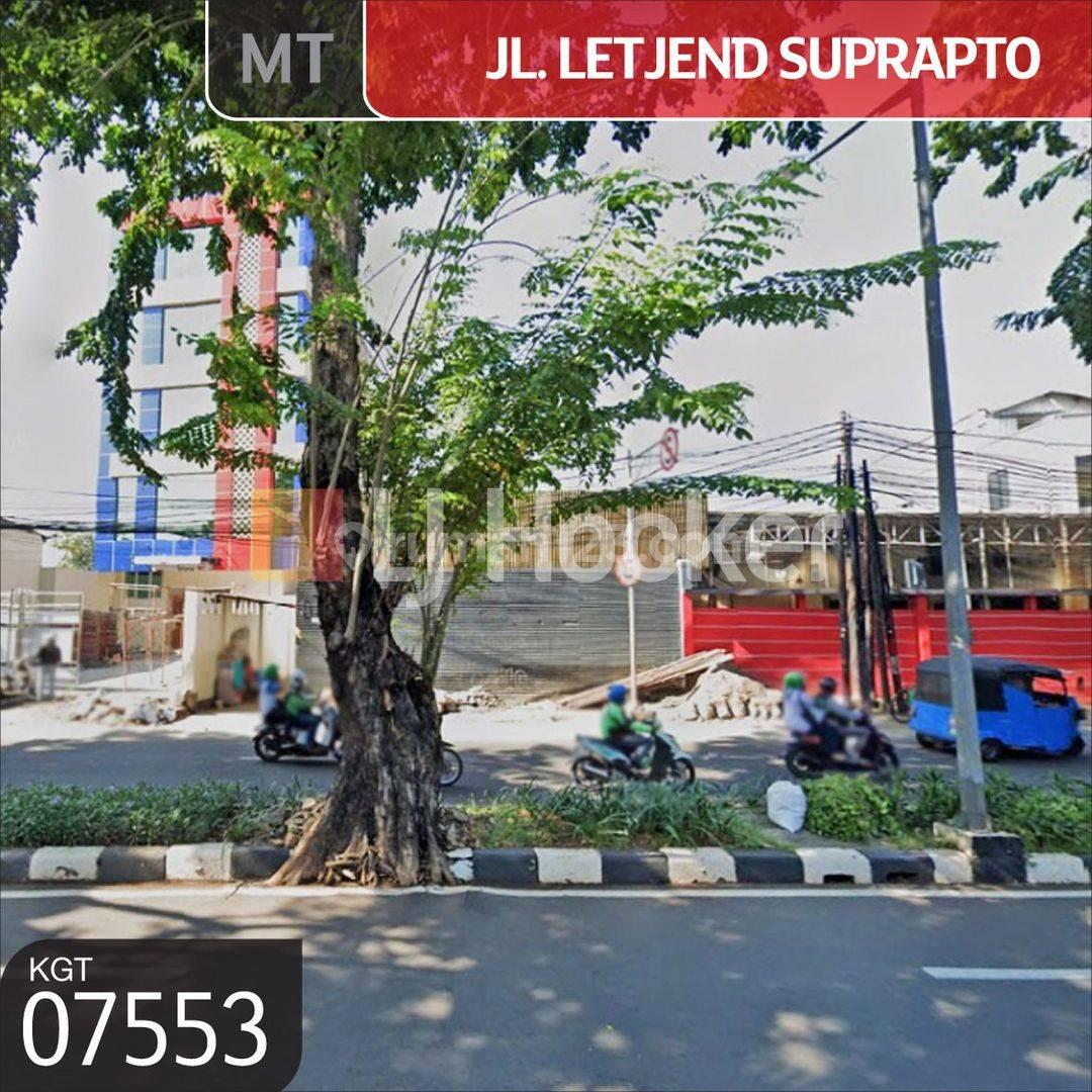 Tanah Jl. Letjend Suprapto Cempaka Putih, Jakarta Pusat