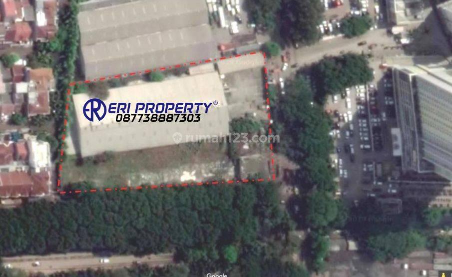 Tanah Ex Gudang 6961 m2 (20 Juta/m2) Kelapa Gading Jakarta Utara