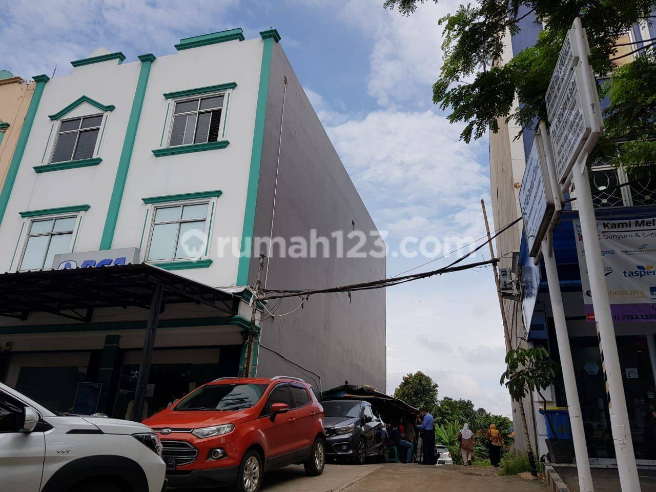 Kavling Siap Bangun dan Lokasi Srategis Pinggir Jalan Raya @Depok