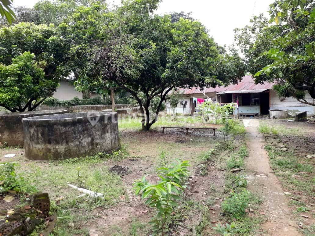 Tanah Keras Siap Bangun Lokasi di Jl. Gatra Seduduk Putih Palembang