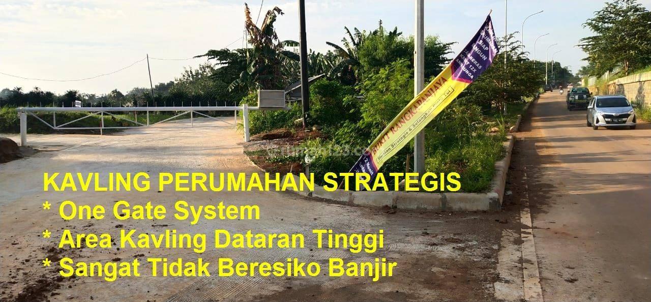 Strategis! Tanah Kavling Dalam Cluster, 12 menit ke Area Antasari, Cilandak