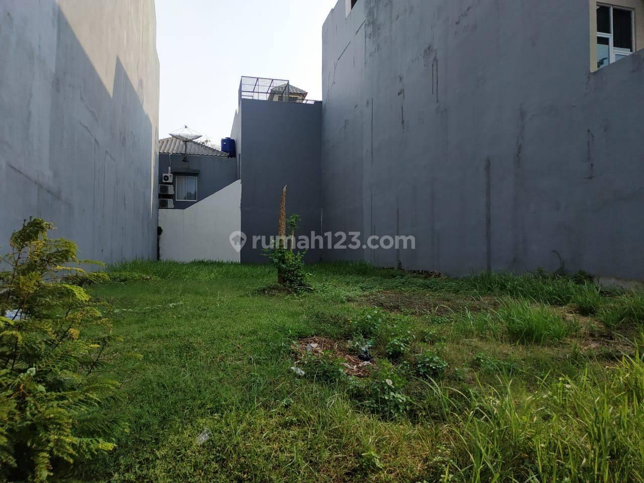 Kavling PIK 250m2 Bentuk Kotak Termurah!!!