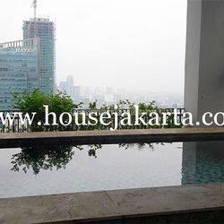Apartement Penthouse Senopati Suite 2 lantai with swimming pool dekat Sudirman scbd