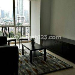 For Rent : New 2 Bed Room unit @ Sky Garden Apartment - Setiabudi - Jakarta Selatan