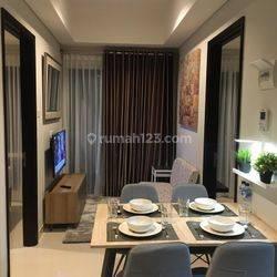 2 BR Furnished Apartemen Puri Mansion - Puri Kembangan - Jakarta Barat