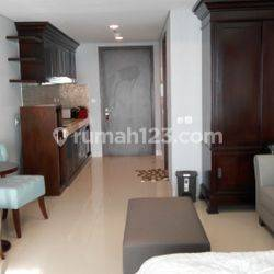 Apartemen Kemang Village Tower Intercon Studio Ready Pakai