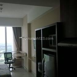 Apartemen U Residence Karawaci – Studio Fully Furnished View Golf, Murah Di Bawah Harga Pasar