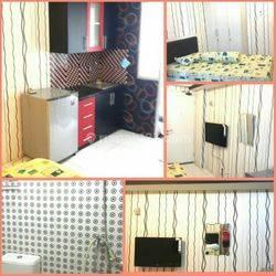 Studio - Furnished @ Kalibata Residence Apartemen