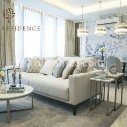 WANG RESIDENCE PENTHOUSE LUXURY INTEGRATED WITH RANCH MARKET DOUBLE PRIVATE LIFT SOLID WOOD SLAB MARBLE IMPORTED 5 STARS FACILITIES