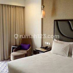 Apartemen Bellevue Radio Dalam jakarta Selatan, Desain & Furnish Hotel Bintang 5