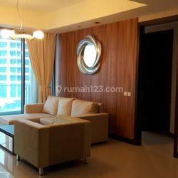 Apartemen ST Moritz Tower Ambassador 3 BR Furnished