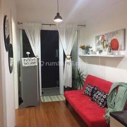 Apartemen Paragon Village – 2 BR Corner Tower D Lt. 8 View Kolam Renang, Fully Furnished, Siap Dihuni