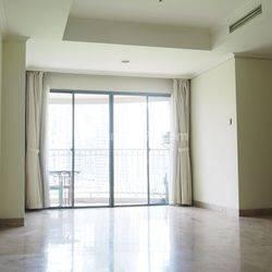 Limited Offer: Apartment Ambassador 3BR Renovated to 2 BR, Semi Furnished, View Mega Kuningan