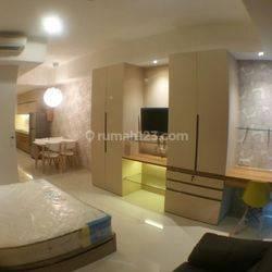 Kemang Village Tower Intercon Studio Furnished Siap Huni