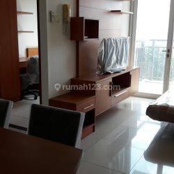 Apartemen 2 kamar fully furnished siap huni di Bangka