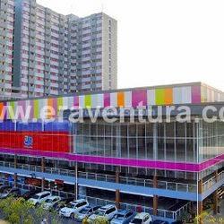 Apartemen Malang City Point Type 2 Bedroom, Lokasi Strategis Terdapat LOKA Mart, J.Co & Starbucks, 10 Menit Ke Alun - Alun Kota Malang, View Pool, Kondisi Siap Huni