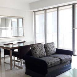 Apartemen ST Moritz Lantai Sedang 3 BR Furnished