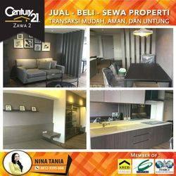 Apartemen Aeropolis Crystal Residence II--1 Bed FUlly Furnish Lantai Rendah