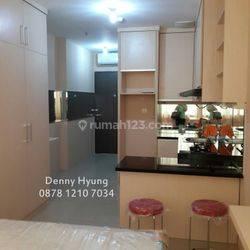 Apartemen Pasar Baru Mansion Jakarta Pusat Full Furnished, BAGUS!