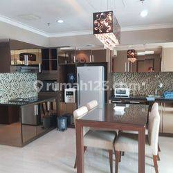 Apartemen Sahid Sudirman Residence 2+1BR High Floor View City