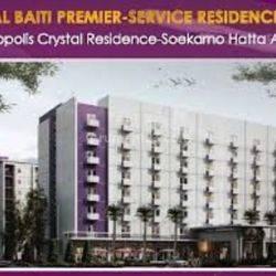 Apartement Aeropolis , Tangerang , Type Studio , Luas 15 M2