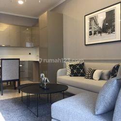 Appartement cantik strategis harga menarik di senopati jakarta selatan
