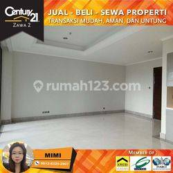 Apartemen District 8@Senopati 3Bed Unfurnished High Floor Tower Infinity View City