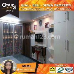 Apartemen Royal Mediterania Garden Type Studio Full Furnished Low Floor