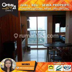 Apartemen Royal Mediterania Garden  2BR Fully Furnished Midle Floor Tower Lavender