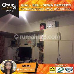 Apartemen Royal Mediterania Garden 1 BR Full Furnish View SOHO