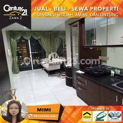 Apartemen Central Park Residence 1BR Full Furnished View City