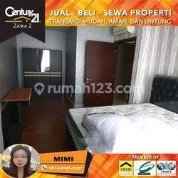 Central Park Residence Apartment 2BR+1 Fully Furnished High Floor View CIty