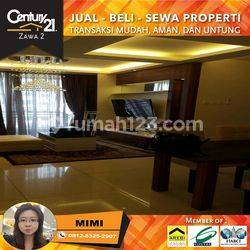 Apartemen Central Park Residence 2BR+1 Fully Furnished Midle Floor View City