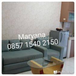 Apartemen Medit 2 di Tanjung Duren 2 BR Furnish Apik Tahunan